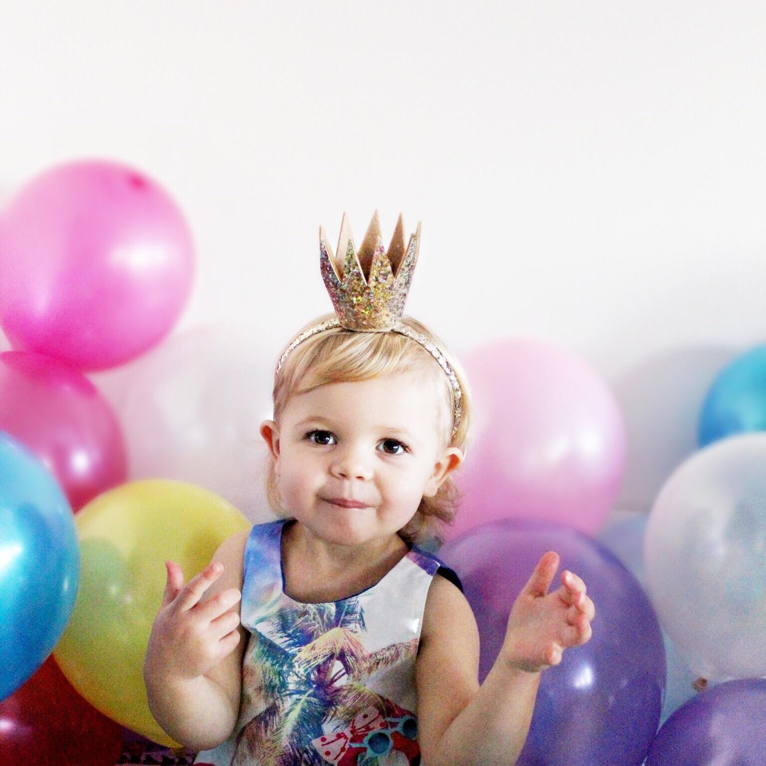HAPPY 2nd BIRTHDAY, LUELLA!