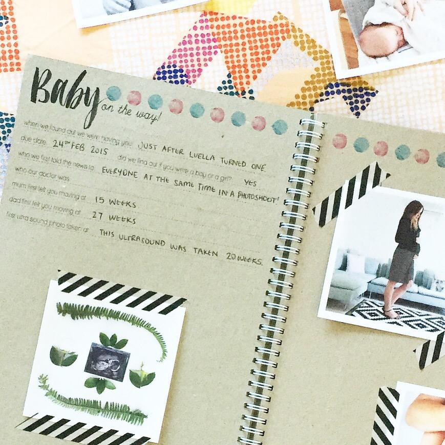 [Rhi Creative Baby Book]