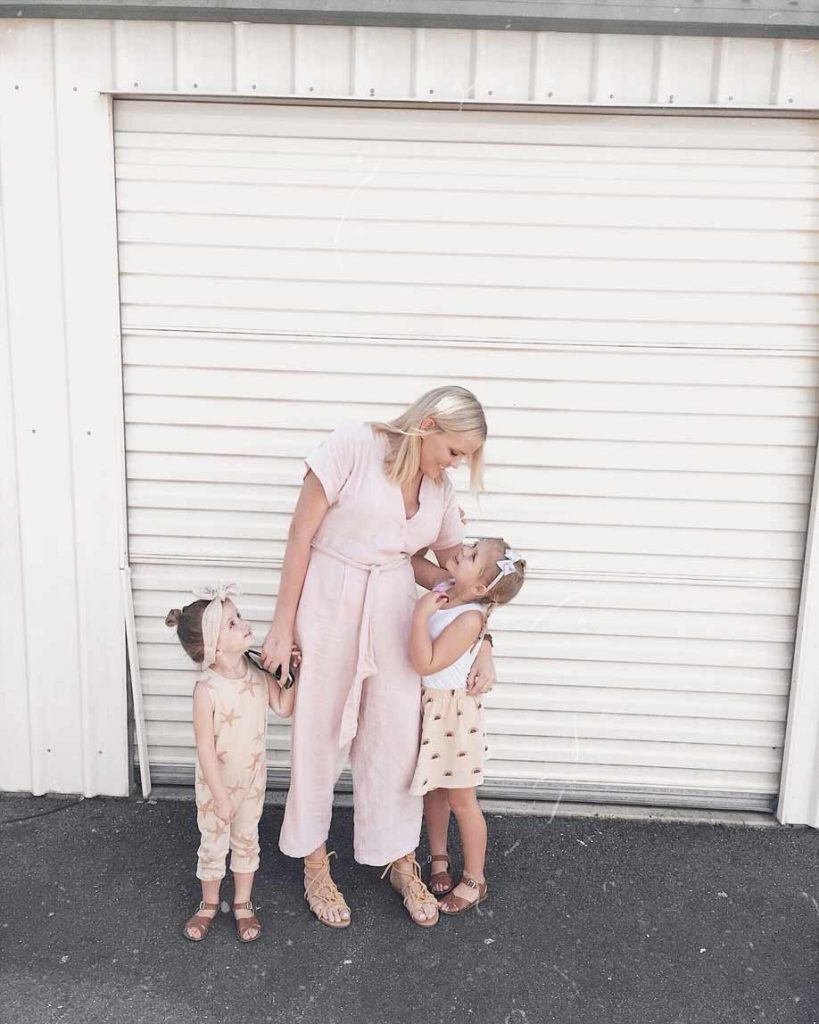 Whitney Barber, Luella and Emily
